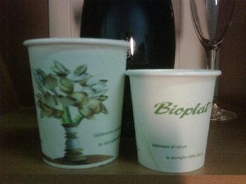 Bicchieri Bioplat